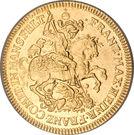 1 Ducat - Franz Maximilian & Heinrich Franz – avers