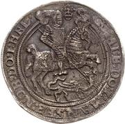 ½ Thaler - Bruno II., Wilhelm I. Johann Georg IV. and Volrath VI. – revers