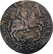 ¼ Thaler - Bruno, Wilhelm, Johann Georg, Volrath and Jobst – revers