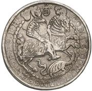 2 Thaler - Bruno II., Wilhelm I., Johann Georg IV. and Volrat VI. – revers