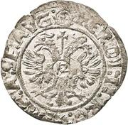 12 Kreuzer - Wolfgang, Bruno, Johann Friedrich and Philipp (Kipper) – revers