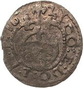 1 Groschen - Wolfgang, Bruno, Johann Friedrich and Philipp (Kipper) – revers