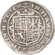 1 Groschen - Franz Maximilian and Heinrich Franz – revers