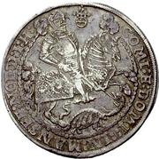 2 Thaler - Bruno II., Wilhelm I. and Johann Georg IV. – avers