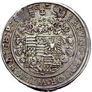 2 Thaler - Bruno II., Wilhelm I. and Johann Georg IV. – revers