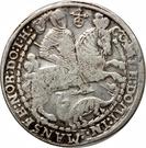 1 Thaler - Bruno II, Wilhelm I, Johann Georg IV, & Volrat VI – revers