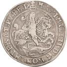 1 Thaler - Johann Georg I., Peter Ernst I. and Johann Hoyer III. – revers