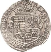 1 Groschen - Johann Georg III. – revers
