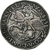 1 Thaler - Gebhard VII & Johann Georg I – revers