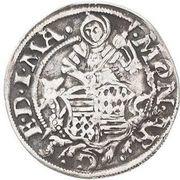 1 Spitzgroschen - Gebhard VII & Johann Georg I – revers