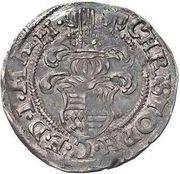1 Spruchgroschen - Christoph II – avers