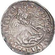1 Spruchgroschen - Christoph II – revers