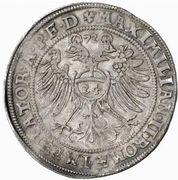 1 Thaler - Christoph II, Johann Albrecht I & Bruno II – revers