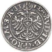 ¼ Thaler - Christoph II – revers