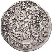 ¼ Thaler - Heinrich II. and Gotthelf Wiilhelm – revers