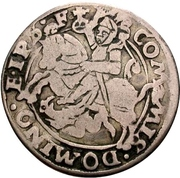 ¼ Thaler - Heinrich II. – revers