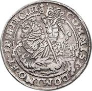 1 Thaler - Heinrich II. (Spruchtaler) – revers