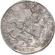 1 Thaler - Heinrich II. – revers