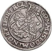 ½ Thaler - Heinrich II. – revers
