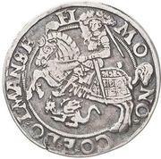 ½ Thaler - Gebhard VII & Johann Georg I – revers
