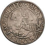 1 Thaler - Ernst II., Hoyer VI., Gebhard VII. & Albrecht VII – revers