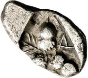 Triobol (Mantineia) – revers