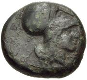 Dichalkon (Mantineia) – avers