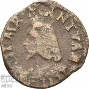 Quattrino - Francesco Gonzaga IV – avers