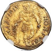 1/2 Scudo d'oro - Guglielmo Gonzaga – revers