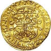 1 scudo d'Oro - Guglielmo Gonzaga – avers