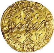 1 scudo d'Oro - Guglielmo Gonzaga – revers