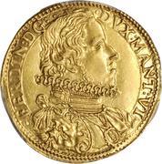 2 doppie Ferdinando – avers