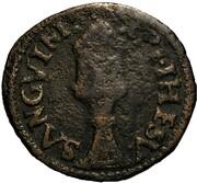 Quattrino - Francesco II Gonzaga – revers