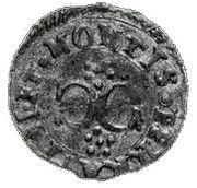 Quattrino - Vincenzo I Gonzaga – revers