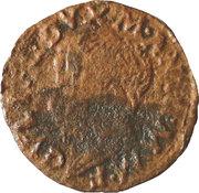 1 Quattrino - Guglielmo III Gonzaga – avers