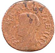 1 Quattrino - Federico II Gonzaga – avers