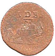 1 Quattrino - Federico II Gonzaga – revers