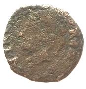 Quattrino - Francesco II – avers