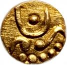 1 Fanam (Peshwas) – revers