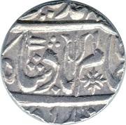 1 Rupee - Shah Alam II (Kora mint) – avers