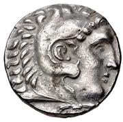 Tetradrachm (Imitation of Tetradrachm of Alexander III) – avers