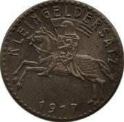 2 pfennig - Marburg an der Lahn – revers
