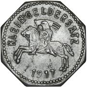 10 pfennig - Marburg an der Lahn – revers