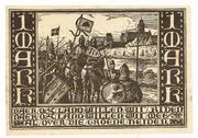 1 Mark (Marienburg) – revers