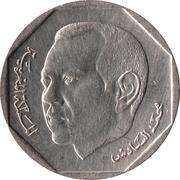 2 dirhams Mohammed VI -  avers