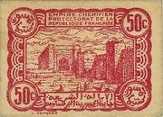 50 Centimes 1944 – revers