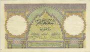 100 Francs 1938 - 1947 – revers
