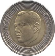 5 dirhams  Mohamed VI -  avers