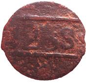 1 Falus - Moulay'Abd al-Rahman (Sans Atelier) – revers