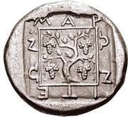 Tetradrachm - Deounys (Maroneia) – revers
